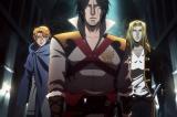 コナミの名作ゲームをアニメ化『悪魔城ドラキュラ —キャッスルヴァニア—』7月7日よりNetflixで独占配信