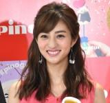 『pinofondue cafe』オープニング記念セレモニーに出席した堀田茜 (C)ORICON NewS inc.