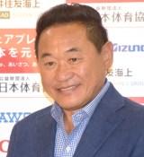 日本体育協会『フェアプレイで日本を元気に』の記念イベントに参加した松木安太郎
