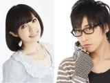 結婚を発表した(左から)佐藤聡美、寺島拓篤