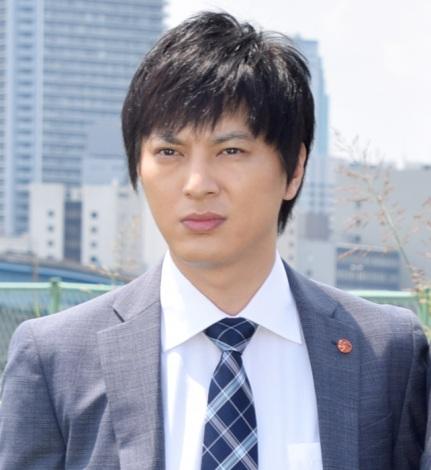ドラマ『刑事7人』のイベントに出席した塚本高史 (C)ORICON NewS inc.