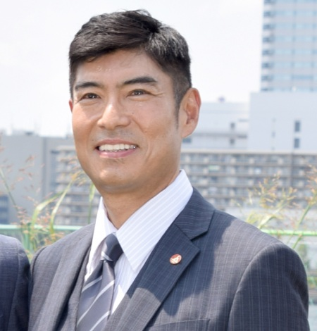 ドラマ『刑事7人』のイベントに出席した高嶋政宏 (C)ORICON NewS inc.