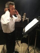 28年ぶりにレコーディングを行った梅宮辰夫
