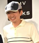 公演DVD『HAUNTED HOUSE』発売イベントに参加した鈴井貴之氏(C)ORICON NewS inc.