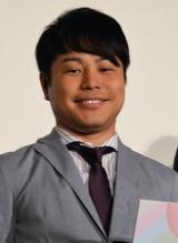 『兄に愛されすぎて困ってます』公開記念舞台あいさつに出席したNON STYLE・井上裕介 (C)ORICON NewS inc.