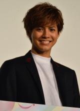 『兄に愛されすぎて困ってます』公開記念舞台あいさつに出席した片寄涼太 (C)ORICON NewS inc.
