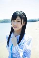 STU48デビュー曲選抜メンバーの磯貝花音(C)STU