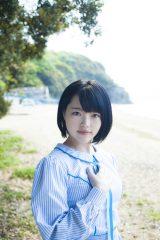 STU48デビュー曲選抜メンバーの森香穂(C)STU
