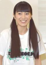 被災した写真の洗浄・修復ボランティアに参加したmiwa (C)ORICON NewS inc.