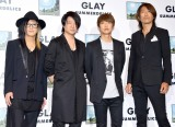 GLAY (C)ORICON NewS inc.