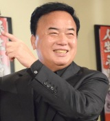 新曲「縁結び祝い唄/人生夢将棋」発売イベントを開催した細川たかし (C)ORICON NewS inc.