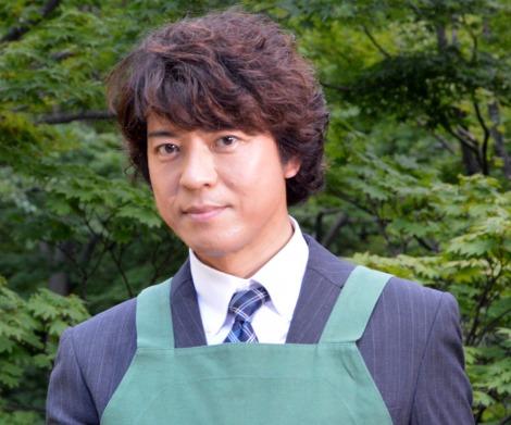 『水上プレミアムガーデン 限定レセプションパーティー』に出席した上川隆也 (C)ORICON NewS inc.