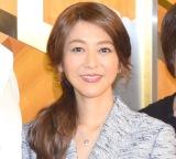 舞台『罠』ゲネプロ前の囲み取材に出席した白石美帆 (C)ORICON NewS inc.