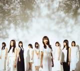 欅坂46の1stアルバム『真っ白なものは汚したくなる』(7月19日発売)Type-B
