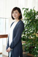 ヒロイン・浜田久里を演じる (C)2018「終わった人」製作委員会