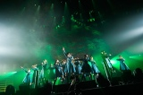 デビュー曲「サイレントマジョリティー」=欅坂46 デビュー1周年記念ライブより