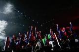 新曲「不協和音」ライブ初披露=欅坂46 デビュー1周年記念ライブより