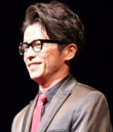 ディズニー/ピクサーの人気シリーズ最新作『カーズ/クロスロード』(7月15日公開)の公開記念マックイーン応援フェスに出席した藤森慎吾 (C)ORICON NewS inc.
