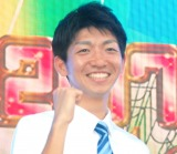 『デリシャカス2017』ステージイベントに登場した喜入友浩アナ (C)ORICON NewS inc.