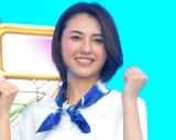 『デリシャカス2017』ステージイベントに登場した山形純菜アナ (C)ORICON NewS inc.