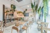 「BOTANIST Tokyo」カフェ