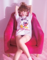 『sweet』8月号に登場する紗栄子