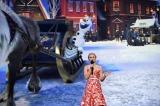 ディズニー短編『Olaf's Frozen Adventure』、長編『FROZEN 2』のプレゼンテーションに参加したアナの声優クリスティン・ベル=『D23 Expo 2017』(C)Disney.All rights reserved.