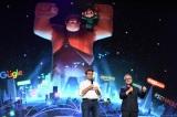 ディズニー・アニメーション映画『シュガー・ラッシュ 2(仮題)』(2018年11月21日全米公開)(左から)フィル・ジョンストン監督、リッチ・ムーア監督=『D23 Expo 2017』(C)Disney. All rights reserved.