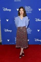 ディズニー・アニメーション映画『シュガー・ラッシュ 2(仮題)』(2018年11月21日全米公開)ケリー・マクドナルド(『メリダとおそろしの森』のメリダ)=『D23 Expo 2017』(C)Disney. All rights reserved.