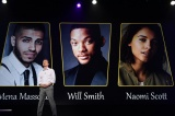 実写版『アラジン』(2019年7月19日全米公開予定)メインキャストはメナ・マスード、ナオミ・スコット、ウィル・スミス(C)Disney. All rights reserved.