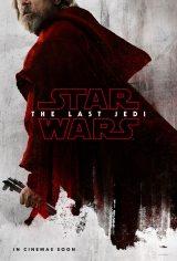映画『スター・ウォーズ/最後のジェダイ』(12月15日公開)ルーク・スカイウォーカー(マーク・ハミル)のティザーポスター(C)2017 Lucasfilm Ltd. All Rights Reserved.