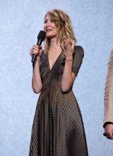 ローラ・ダーン=ディズニーの公式ファンクラブイベント『D23』で映画『スター・ウォーズ/最後のジェダイ』をプレゼンテーションに登場(C)2017 Getty Images