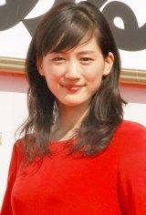 『第64回NHK紅白歌合戦』で紅組の司会を務める綾瀬はるか (C)ORICON NewS inc.