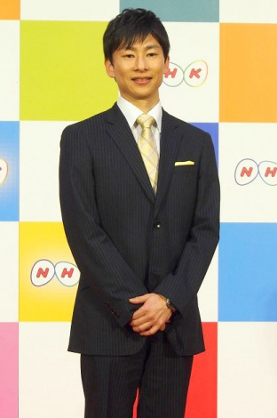 ラジオ第1『NHKジャーナル』を担当することが発表された永井克典アナ (C)ORICON NewS inc.