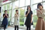 トークショー&手渡し即売会の模様(C)テレビ朝日