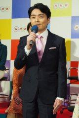 NHKの高瀬耕造アナウンサー(C)ORICON NewS inc.