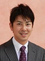 メインキャスターを務める富川悠太アナウンサー(C)テレビ朝日