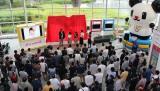 『テレビ朝日アナウンサー2017年カレンダー』発売記念トーク&手渡し販売会の様子