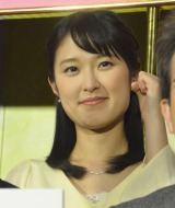『NHKニュースおはよう日本』5時・6時台を担当する近江友里恵 (C)ORICON NewS inc.