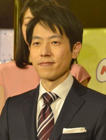 『NHKニュース7』を新たに担当することになった高井正智アナ (C)ORICON NewS inc.