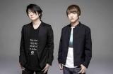 ニューアルバムを発表したGLAY、(写真左から)TERU、JIRO 写真:草刈雅之