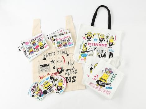 サムネイル 人気プチプラ雑貨店「ASOKO」とミニオンがコラボした限定グッズ登場!