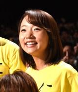 『劇場版ポケットモンスター キミにきめた!』の初日舞台あいさつに出席した林明日香 (C)ORICON NewS inc.