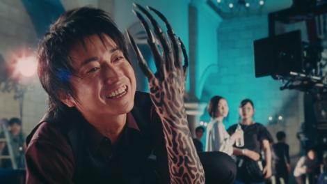 『ドラゴンクエストXI 過ぎ去りし時を求めて』新CM「楽しみにしすぎる藤原竜也」篇
