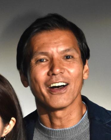 DVD『本当に超くだらないどっきり映像』発売記念イベントに出席した阿部祐二 (C)ORICON NewS inc.