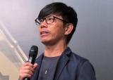 『エイリアン:コヴェナント』PR動画撮影イベントに参加したバッフォロー吾郎・竹若元博 (C)ORICON NewS inc.