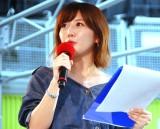 MCを務めたAKB48の宮崎美穂 (C)ORICON NewS inc.