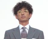 映画『関ヶ原』完成披露舞台あいさつに登壇した滝藤賢一 (C)ORICON NewS inc.