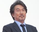 映画『関ヶ原』完成披露舞台あいさつに登壇した役所広司 (C)ORICON NewS inc.