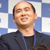 求人サイト『Indeed』新CM発表会に出席したトレンディエンジェル・斎藤司 (C)ORICON NewS inc.
